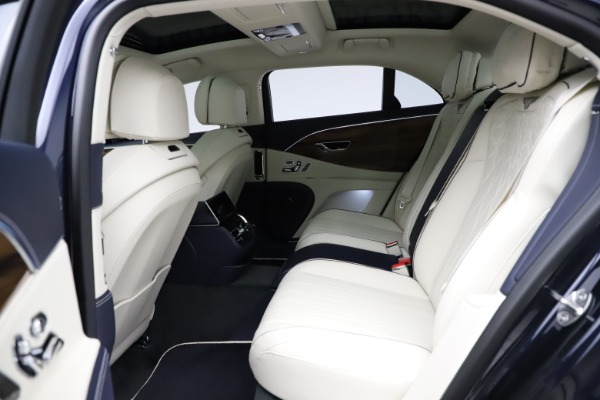 New 2021 Bentley Flying Spur V8 First Edition for sale Call for price at Alfa Romeo of Westport in Westport CT 06880 22