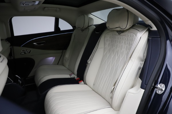 New 2021 Bentley Flying Spur V8 First Edition for sale Call for price at Alfa Romeo of Westport in Westport CT 06880 23