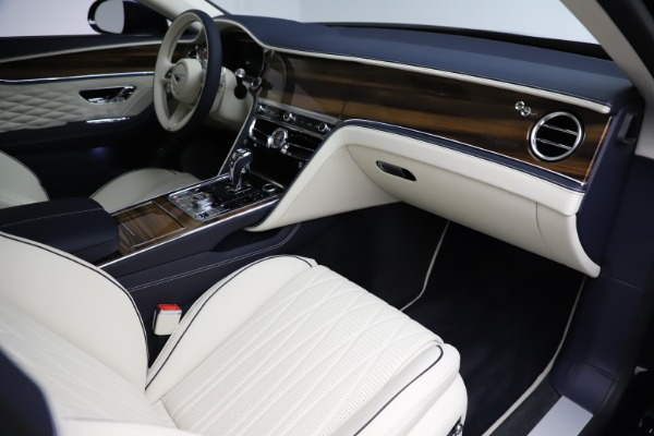 New 2021 Bentley Flying Spur V8 First Edition for sale Call for price at Alfa Romeo of Westport in Westport CT 06880 25