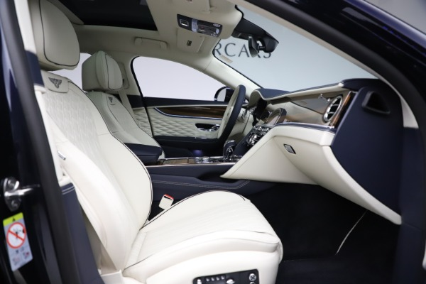 New 2021 Bentley Flying Spur V8 First Edition for sale Call for price at Alfa Romeo of Westport in Westport CT 06880 26