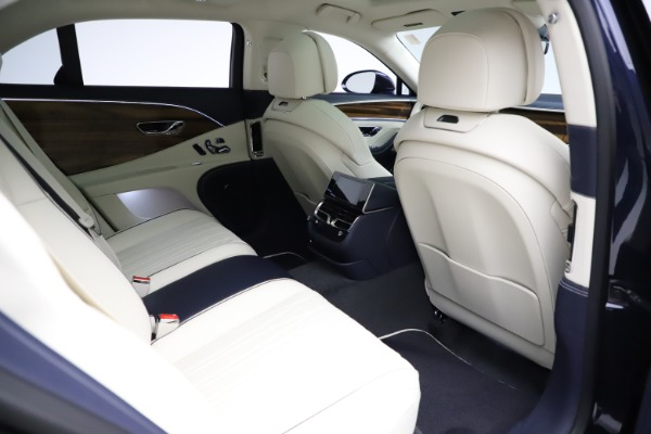 New 2021 Bentley Flying Spur V8 First Edition for sale Call for price at Alfa Romeo of Westport in Westport CT 06880 28