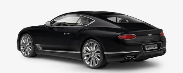 New 2021 Bentley Continental GT V8 Mulliner for sale $291,290 at Alfa Romeo of Westport in Westport CT 06880 3