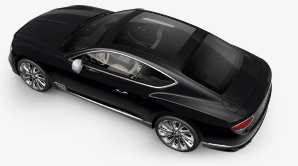 New 2021 Bentley Continental GT V8 Mulliner for sale $291,290 at Alfa Romeo of Westport in Westport CT 06880 4