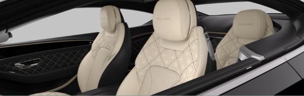 New 2021 Bentley Continental GT V8 Mulliner for sale $291,290 at Alfa Romeo of Westport in Westport CT 06880 7