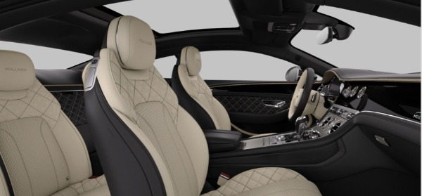 New 2021 Bentley Continental GT V8 Mulliner for sale $291,290 at Alfa Romeo of Westport in Westport CT 06880 8