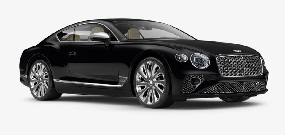 New 2021 Bentley Continental GT V8 Mulliner for sale $291,290 at Alfa Romeo of Westport in Westport CT 06880 1