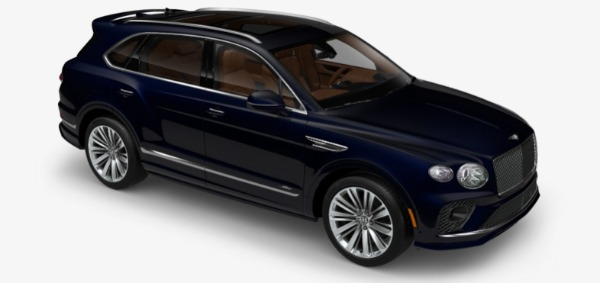 New 2021 Bentley Bentayga Speed Edition for sale $272,895 at Alfa Romeo of Westport in Westport CT 06880 5