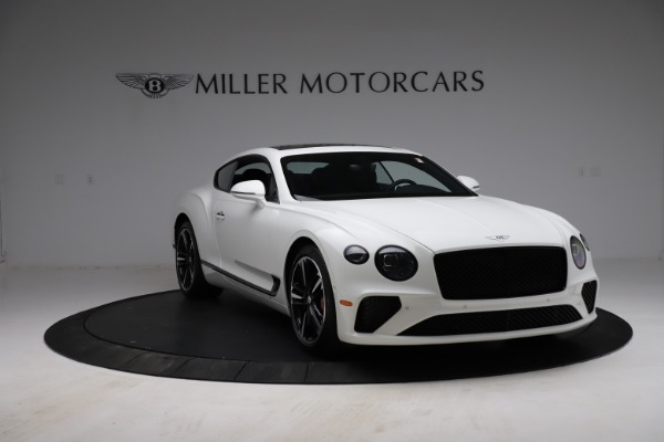 New 2021 Bentley Continental GT V8 for sale Call for price at Alfa Romeo of Westport in Westport CT 06880 11