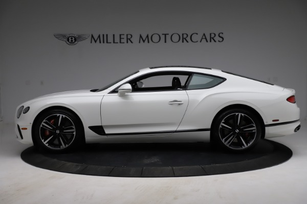 New 2021 Bentley Continental GT V8 for sale Call for price at Alfa Romeo of Westport in Westport CT 06880 3