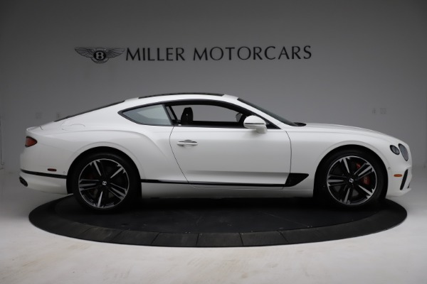 New 2021 Bentley Continental GT V8 for sale Call for price at Alfa Romeo of Westport in Westport CT 06880 9