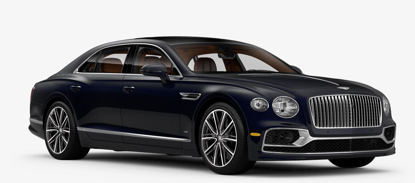 New 2021 Bentley Flying Spur V8 for sale Sold at Alfa Romeo of Westport in Westport CT 06880 1