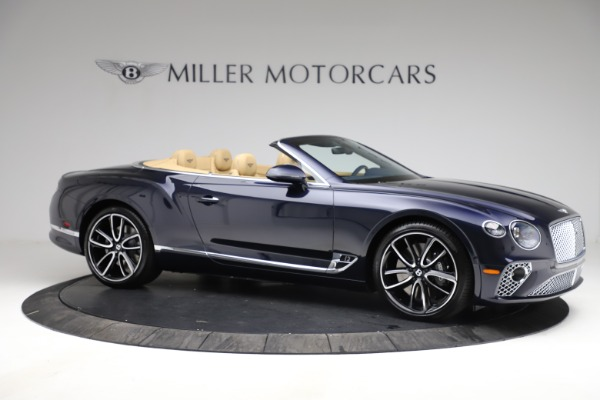 New 2021 Bentley Continental GT W12 for sale Call for price at Alfa Romeo of Westport in Westport CT 06880 10