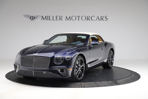 New 2021 Bentley Continental GT W12 for sale Call for price at Alfa Romeo of Westport in Westport CT 06880 14