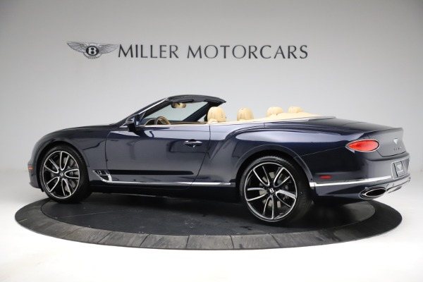 New 2021 Bentley Continental GT W12 for sale Call for price at Alfa Romeo of Westport in Westport CT 06880 4