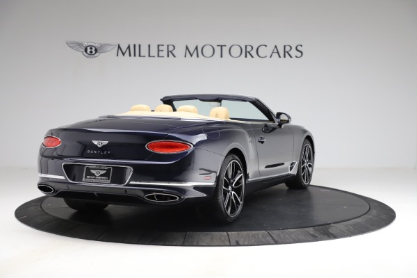 New 2021 Bentley Continental GT W12 for sale Call for price at Alfa Romeo of Westport in Westport CT 06880 7