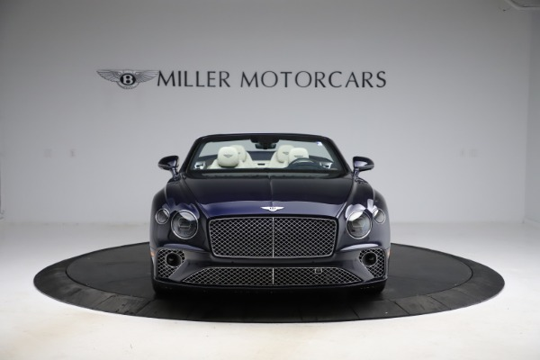 New 2021 Bentley Continental GT V8 for sale $276,830 at Alfa Romeo of Westport in Westport CT 06880 12
