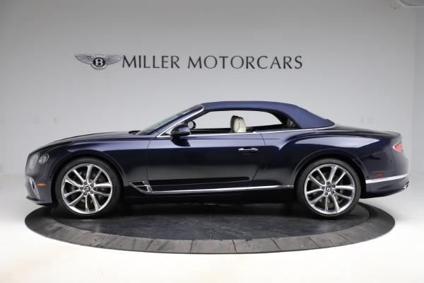 New 2021 Bentley Continental GT V8 for sale $276,830 at Alfa Romeo of Westport in Westport CT 06880 15