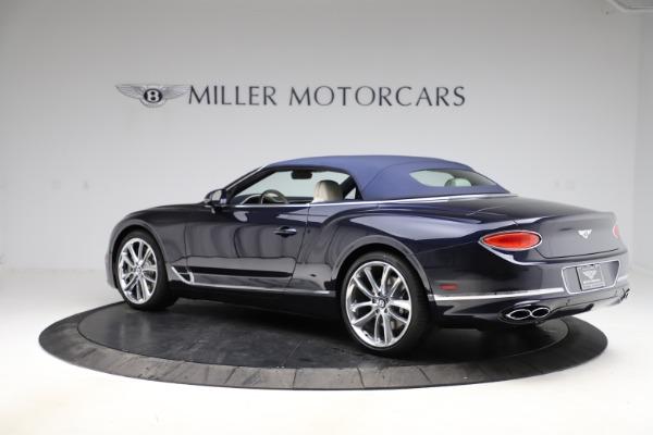 New 2021 Bentley Continental GT V8 for sale $276,830 at Alfa Romeo of Westport in Westport CT 06880 16