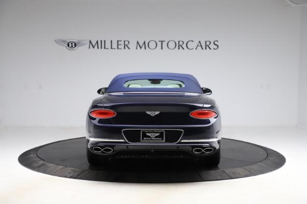 New 2021 Bentley Continental GT V8 for sale $276,830 at Alfa Romeo of Westport in Westport CT 06880 17