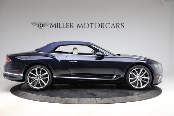New 2021 Bentley Continental GT V8 for sale $276,830 at Alfa Romeo of Westport in Westport CT 06880 19