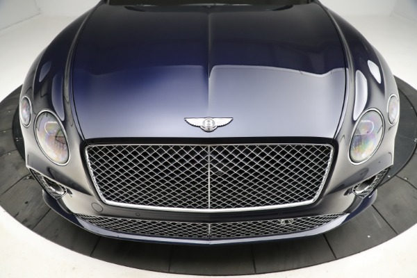 New 2021 Bentley Continental GT V8 for sale $276,830 at Alfa Romeo of Westport in Westport CT 06880 21