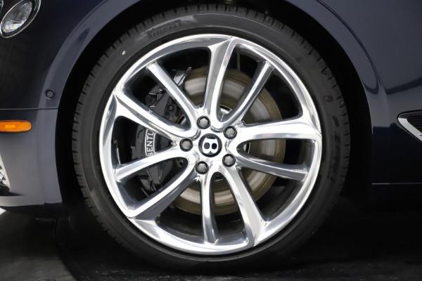 New 2021 Bentley Continental GT V8 for sale $276,830 at Alfa Romeo of Westport in Westport CT 06880 23
