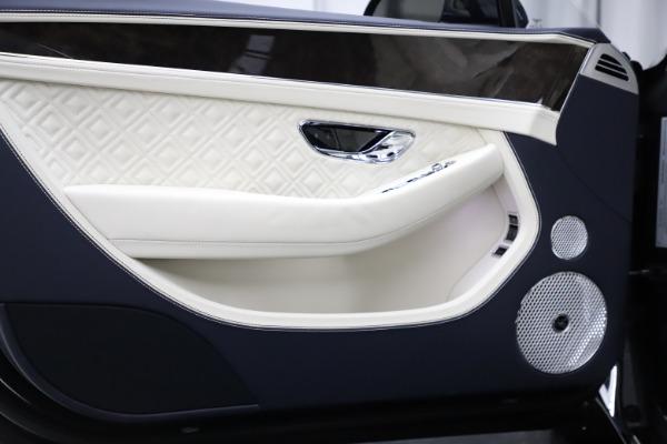 New 2021 Bentley Continental GT V8 for sale $276,830 at Alfa Romeo of Westport in Westport CT 06880 24