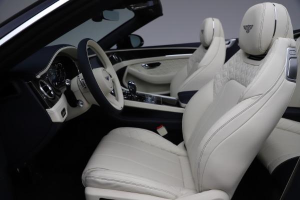 New 2021 Bentley Continental GT V8 for sale $276,830 at Alfa Romeo of Westport in Westport CT 06880 26