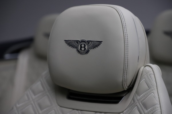 New 2021 Bentley Continental GT V8 for sale $276,830 at Alfa Romeo of Westport in Westport CT 06880 28