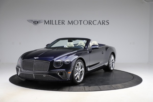 New 2021 Bentley Continental GT V8 for sale $276,830 at Alfa Romeo of Westport in Westport CT 06880 1