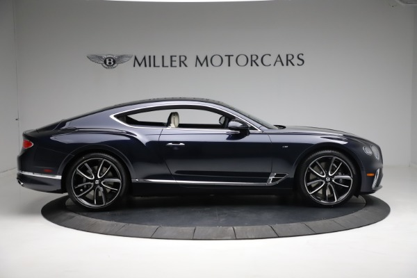 New 2021 Bentley Continental GT V8 for sale Call for price at Alfa Romeo of Westport in Westport CT 06880 8