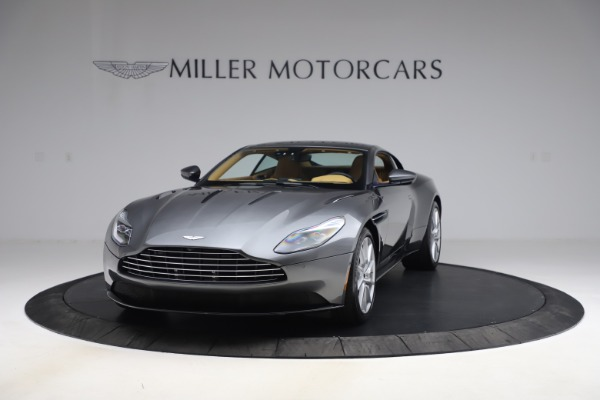 Used 2017 Aston Martin DB11 V12 Coupe for sale $149,900 at Alfa Romeo of Westport in Westport CT 06880 12