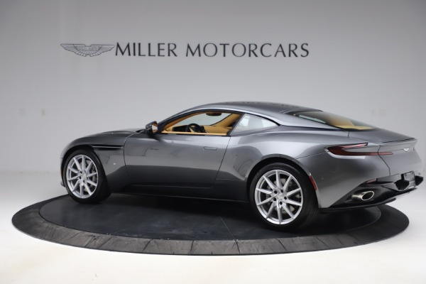 Used 2017 Aston Martin DB11 V12 Coupe for sale $149,900 at Alfa Romeo of Westport in Westport CT 06880 3