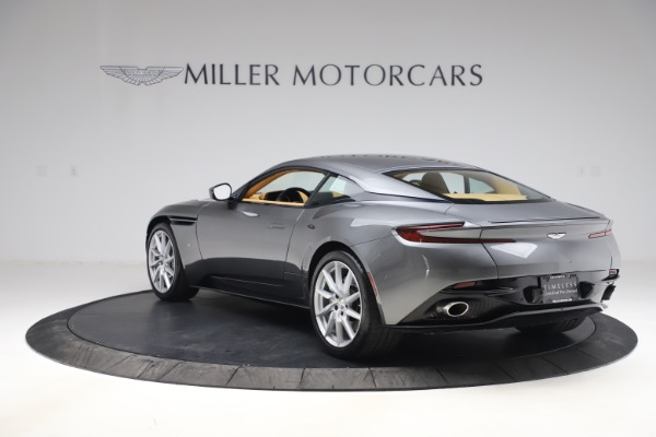 Used 2017 Aston Martin DB11 V12 Coupe for sale $149,900 at Alfa Romeo of Westport in Westport CT 06880 4