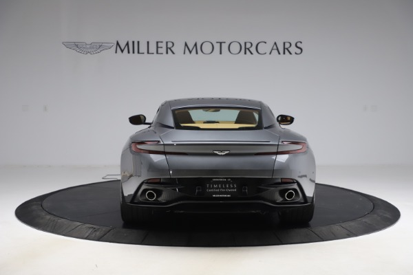 Used 2017 Aston Martin DB11 V12 Coupe for sale $149,900 at Alfa Romeo of Westport in Westport CT 06880 5
