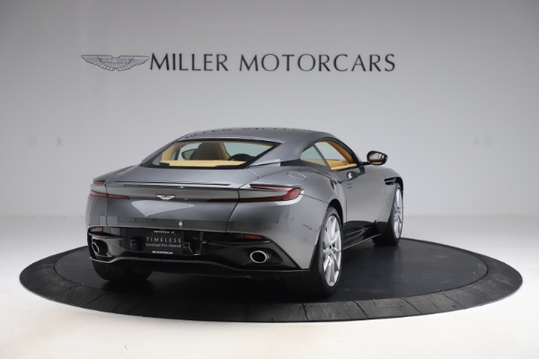 Used 2017 Aston Martin DB11 V12 Coupe for sale $149,900 at Alfa Romeo of Westport in Westport CT 06880 6