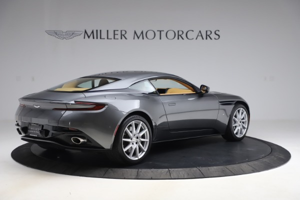 Used 2017 Aston Martin DB11 V12 Coupe for sale $149,900 at Alfa Romeo of Westport in Westport CT 06880 7