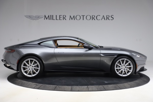 Used 2017 Aston Martin DB11 V12 Coupe for sale $149,900 at Alfa Romeo of Westport in Westport CT 06880 8