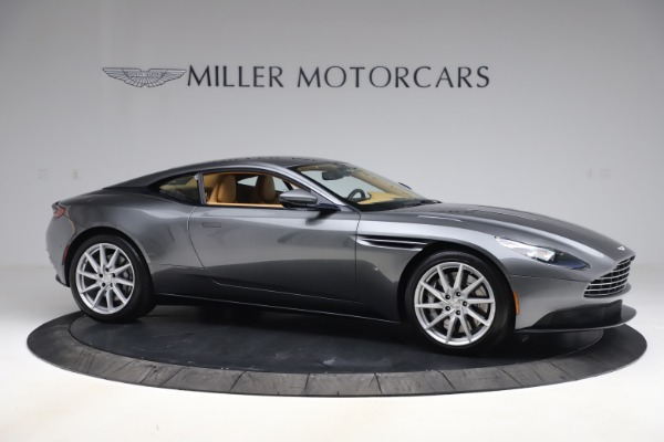 Used 2017 Aston Martin DB11 V12 Coupe for sale $149,900 at Alfa Romeo of Westport in Westport CT 06880 9