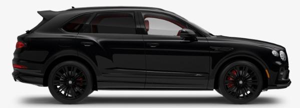 New 2021 Bentley Bentayga Speed Edition for sale $284,335 at Alfa Romeo of Westport in Westport CT 06880 2
