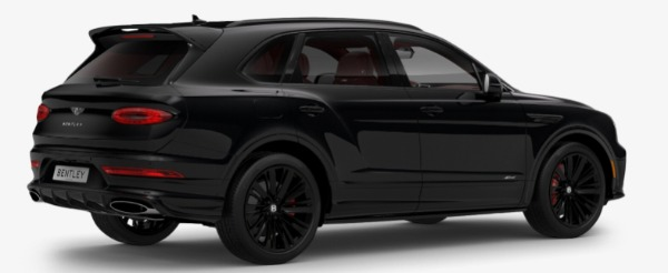 New 2021 Bentley Bentayga Speed Edition for sale $284,335 at Alfa Romeo of Westport in Westport CT 06880 3