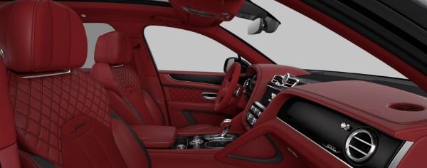 New 2021 Bentley Bentayga Speed Edition for sale $284,335 at Alfa Romeo of Westport in Westport CT 06880 7