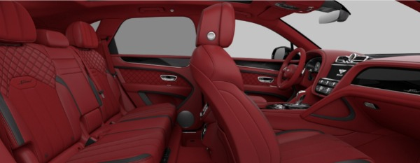 New 2021 Bentley Bentayga Speed Edition for sale $284,335 at Alfa Romeo of Westport in Westport CT 06880 9
