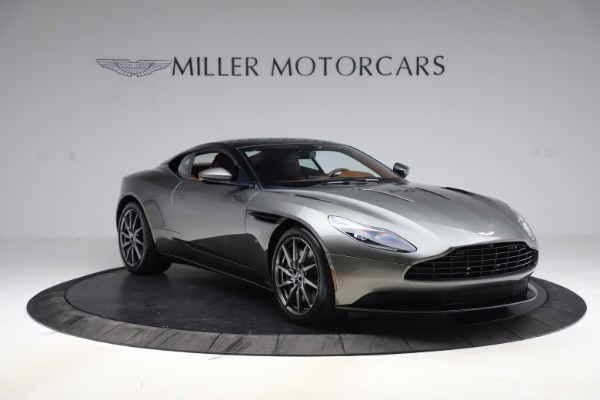 Used 2017 Aston Martin DB11 V12 Coupe for sale $134,900 at Alfa Romeo of Westport in Westport CT 06880 10