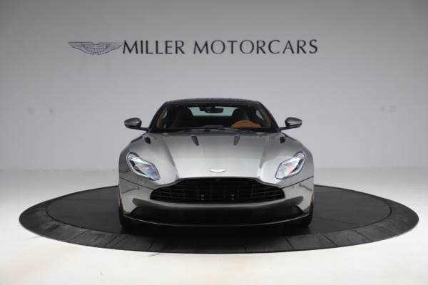 Used 2017 Aston Martin DB11 V12 Coupe for sale $134,900 at Alfa Romeo of Westport in Westport CT 06880 11