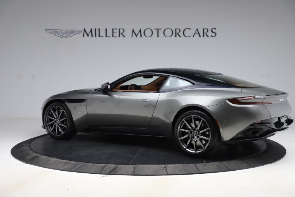 Used 2017 Aston Martin DB11 V12 Coupe for sale $134,900 at Alfa Romeo of Westport in Westport CT 06880 3