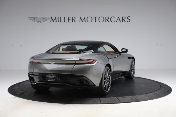 Used 2017 Aston Martin DB11 V12 Coupe for sale $134,900 at Alfa Romeo of Westport in Westport CT 06880 6