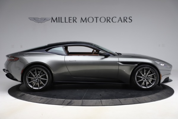 Used 2017 Aston Martin DB11 V12 Coupe for sale $134,900 at Alfa Romeo of Westport in Westport CT 06880 8