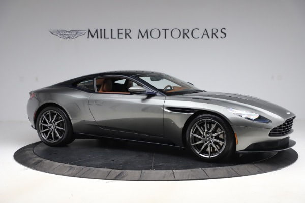 Used 2017 Aston Martin DB11 V12 Coupe for sale $134,900 at Alfa Romeo of Westport in Westport CT 06880 9
