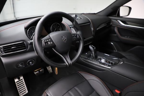 New 2021 Maserati Levante Q4 GranSport for sale $94,985 at Alfa Romeo of Westport in Westport CT 06880 13